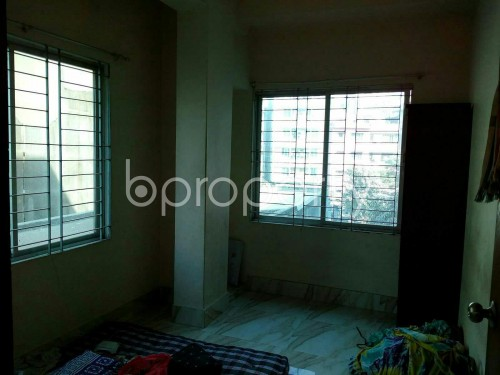 Bedroom - 2 Bed Apartment to Rent in Mohammadpur, Dhaka - 1858762