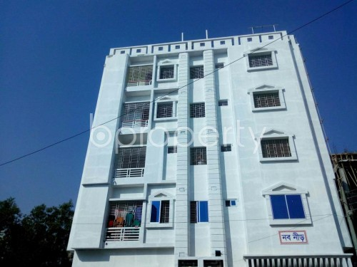 Front view - 3 Bed Apartment to Rent in Race Course, Comilla - 1858764