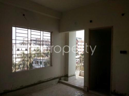 Bedroom - 3 Bed Apartment for Sale in Dakshin Khan, Dhaka - 1858772