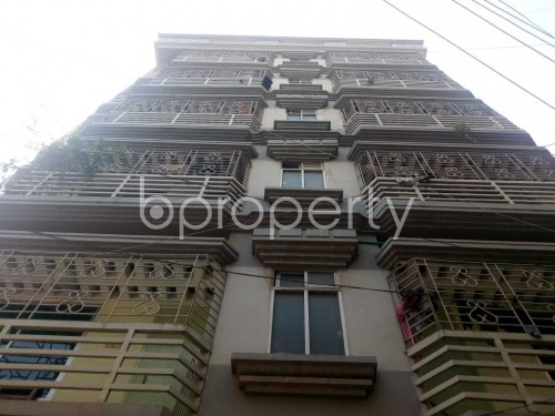 Front view - 2 Bed Apartment to Rent in Kathalbagan, Dhaka - 1858780