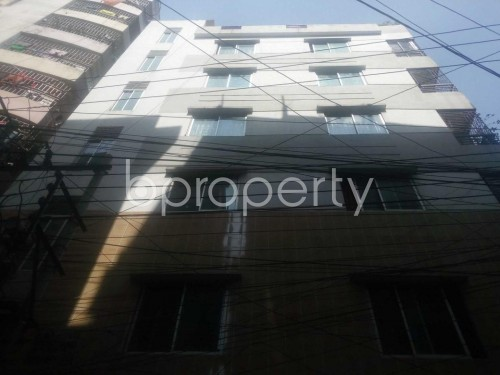 Front view - 2 Bed Apartment to Rent in Kathalbagan, Dhaka - 1858809