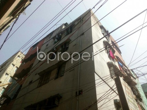 Outside view - Shop to Rent in Malibagh, Dhaka - 1858804