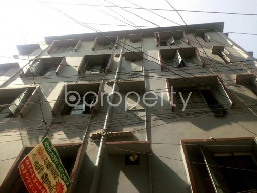 Front view - 1 Bed Apartment to Rent in Tejgaon, Dhaka - 1858811