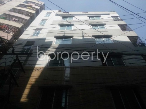 Front view - 3 Bed Apartment to Rent in Kathalbagan, Dhaka - 1858818