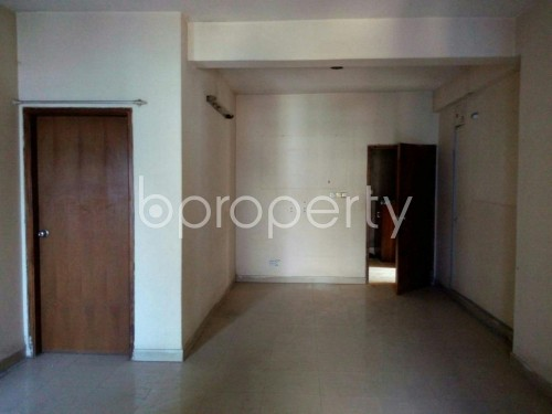 Dining area - 4 Bed Apartment to Rent in Mohammadpur, Dhaka - 1858788