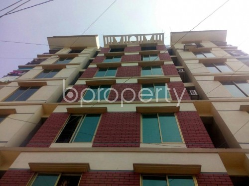 Front view - 2 Bed Apartment for Sale in Badda, Dhaka - 1858837