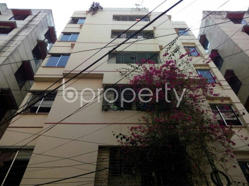 Front view - 3 Bed Apartment to Rent in Mohammadpur, Dhaka - 1858833