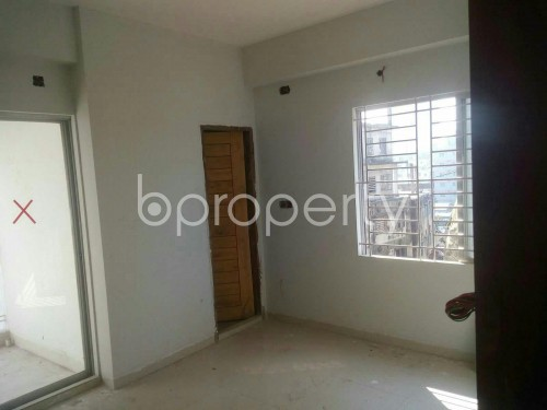 Bedroom - 3 Bed Apartment for Sale in Malibagh, Dhaka - 1858826