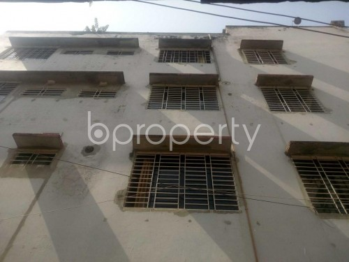 Front view - 3 Bed Apartment to Rent in Kathalbagan, Dhaka - 1858849