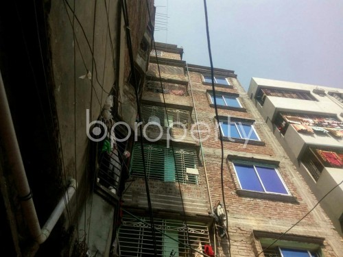 Front view - 2 Bed Apartment to Rent in Tejgaon, Dhaka - 1858860