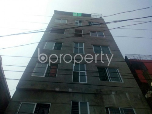 Front view - 1 Bed Apartment to Rent in Tejgaon, Dhaka - 1858863