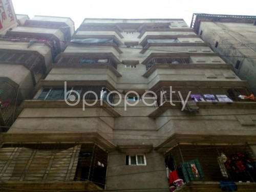 Front view - 1 Bed Apartment to Rent in Tejgaon, Dhaka - 1858883