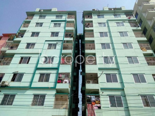 Front view - 3 Bed Apartment to Rent in Dakshin Khan, Dhaka - 1858894