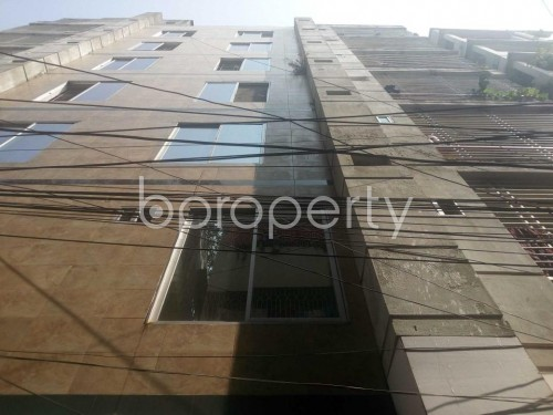 Front view - 2 Bed Apartment to Rent in Kathalbagan, Dhaka - 1858898
