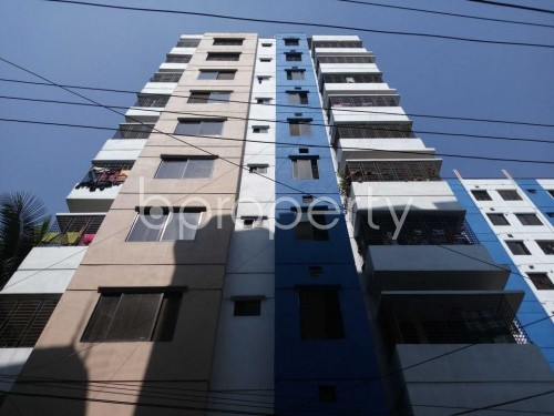 Front view - 2 Bed Apartment for Sale in Bashabo, Dhaka - 1858893