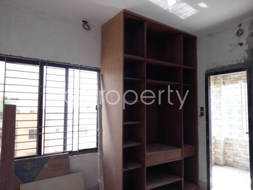Bedroom - 3 Bed Apartment for Sale in Bashabo, Dhaka - 1858896