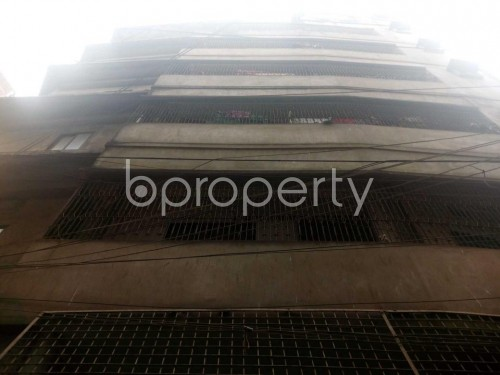 Front view - 2 Bed Apartment to Rent in Kathalbagan, Dhaka - 1858923