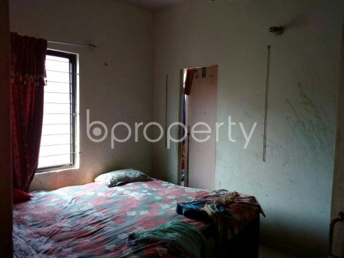 Bedroom - 2 Bed Apartment to Rent in Mohammadpur, Dhaka - 1858903