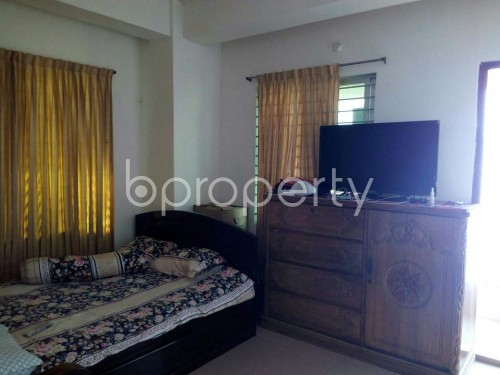 Bedroom - 2 Bed Apartment to Rent in Mohammadpur, Dhaka - 1858917