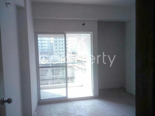 Bedroom - 3 Bed Apartment for Sale in Malibagh, Dhaka - 1858828