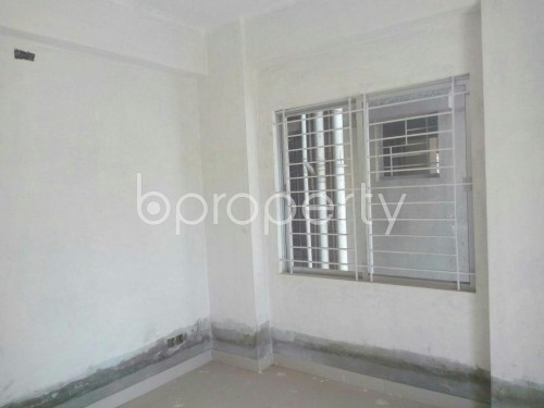 Bedroom - 2 Bed Apartment for Sale in Malibagh, Dhaka - 1858830