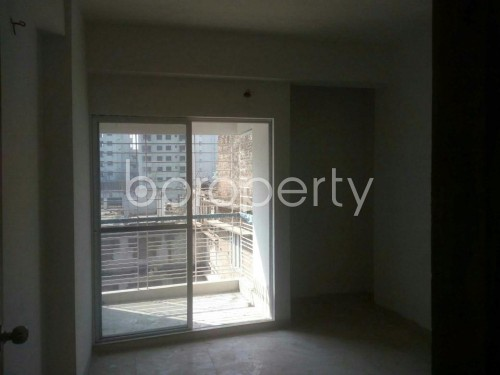 Bedroom - 3 Bed Apartment for Sale in Malibagh, Dhaka - 1858831