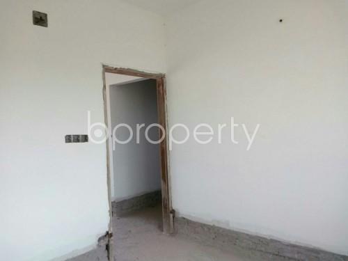 Bedroom - 2 Bed Apartment to Rent in Dakshin Khan, Dhaka - 1858955