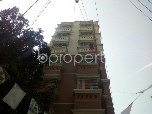 Front view - 3 Bed Apartment for Sale in Badda, Dhaka - 1858943