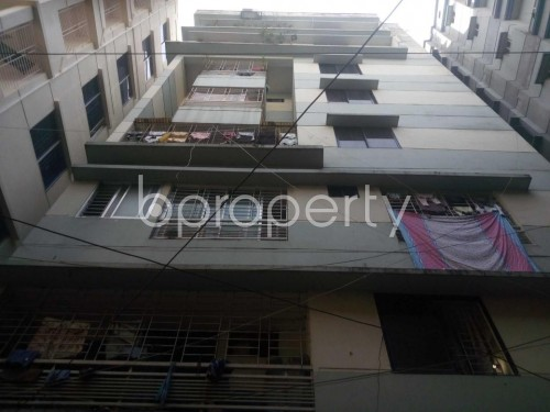 Front view - 2 Bed Apartment to Rent in Kathalbagan, Dhaka - 1859009