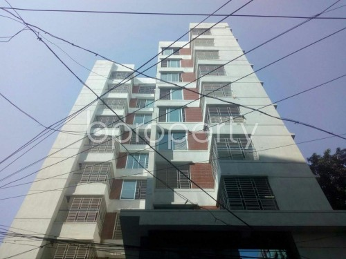 Front view - Shop to Rent in Malibagh, Dhaka - 1859023
