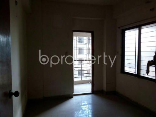 Bedroom - 2 Bed Apartment to Rent in Mohammadpur, Dhaka - 1859061