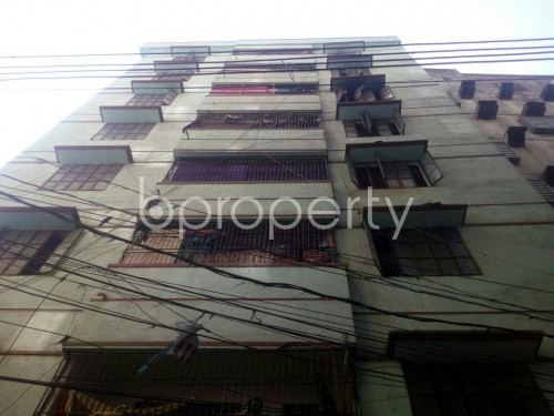 Front view - 3 Bed Apartment to Rent in Malibagh, Dhaka - 1859071