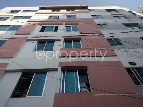 Front view - 2 Bed Apartment to Rent in Kafrul, Dhaka - 1859076