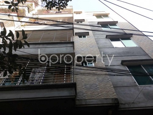 Front view - 2 Bed Apartment to Rent in Kafrul, Dhaka - 1859084