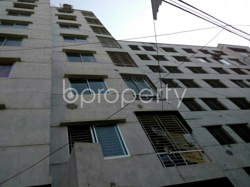 Outside view - 3 Bed Apartment to Rent in Hazaribag, Dhaka - 1859079