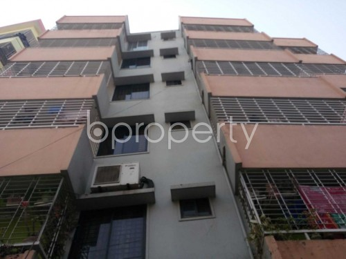 Front view - 3 Bed Apartment to Rent in Kafrul, Dhaka - 1859090