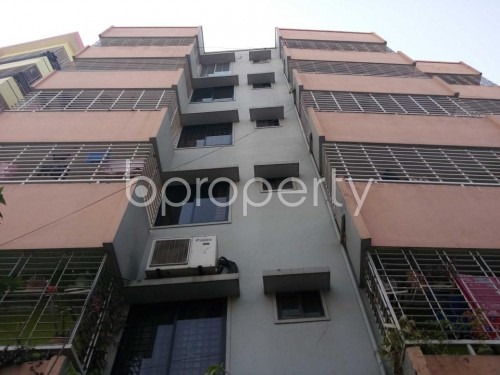 Front view - 3 Bed Apartment to Rent in Kafrul, Dhaka - 1859095