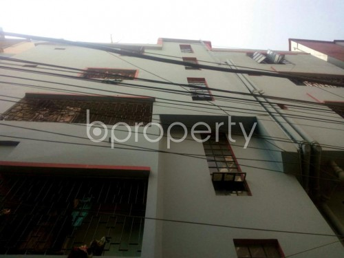 Front view - 2 Bed Apartment to Rent in Tejgaon, Dhaka - 1859118