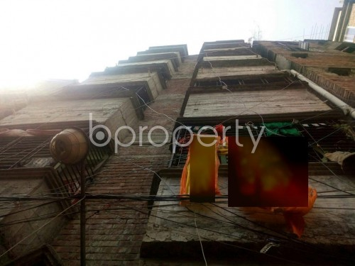 Front view - 2 Bed Apartment to Rent in Tejgaon, Dhaka - 1859119