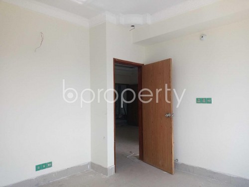Bedroom - 3 Bed Apartment to Rent in Ibrahimpur, Dhaka - 1859116