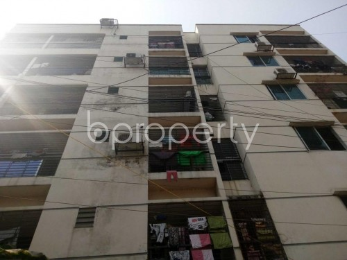 Front view - 3 Bed Apartment to Rent in Ibrahimpur, Dhaka - 1859127