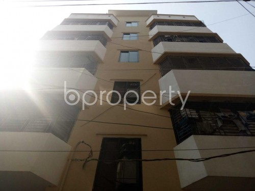 Front view - 2 Bed Apartment to Rent in Ibrahimpur, Dhaka - 1859136