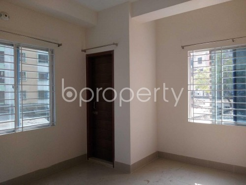 Bedroom - 3 Bed Apartment to Rent in Kafrul, Dhaka - 1859142