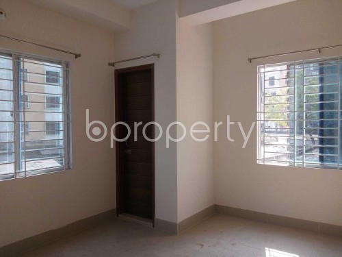 Bedroom - 3 Bed Apartment to Rent in Kafrul, Dhaka - 1859146