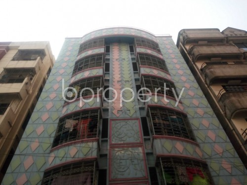 Outside view - 1 Bed Apartment to Rent in Nikunja, Dhaka - 1859148