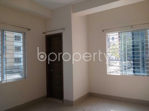 Bedroom - 3 Bed Apartment to Rent in Kafrul, Dhaka - 1859150
