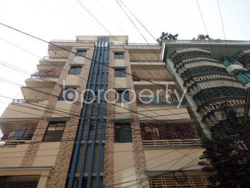 Outside view - 2 Bed Apartment to Rent in Nikunja, Dhaka - 1859152