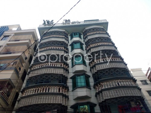 Outside view - 2 Bed Apartment to Rent in Nikunja, Dhaka - 1859153