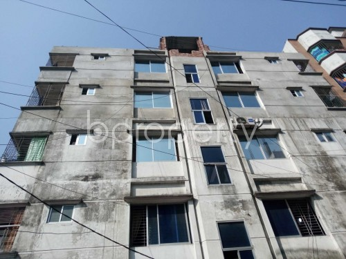 Outside view - 2 Bed Apartment to Rent in Nikunja, Dhaka - 1859154