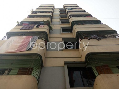 Front view - 2 Bed Apartment to Rent in Kafrul, Dhaka - 1859159